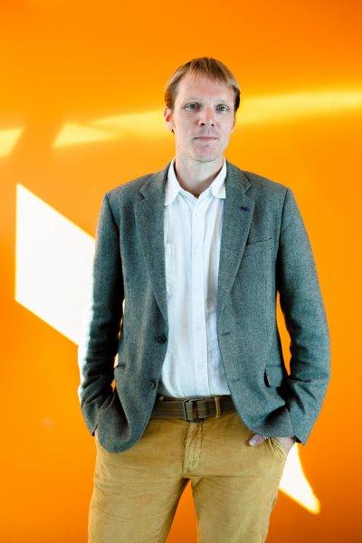 Wouter de Boer, neuropsycholoog bij InteraktContour