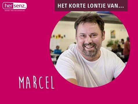 Het korte lontje van Marcel