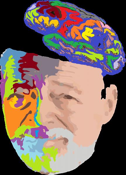 Een CVA in de rechter hersenhelft