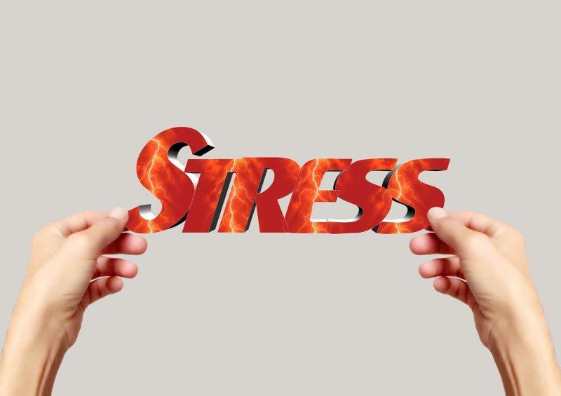 De gevolgen van chronische stress op je hersenen