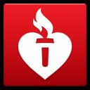Reanimatie app icoon afbeelding