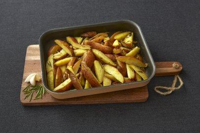 Kookboek recept: Roseval aardappelen uit de oven